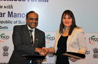 NCIZ signed a memorandum for cooperation with the Indian business organization FICCI